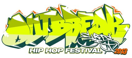 Outbreak Europe Hip Hop Festival 2013